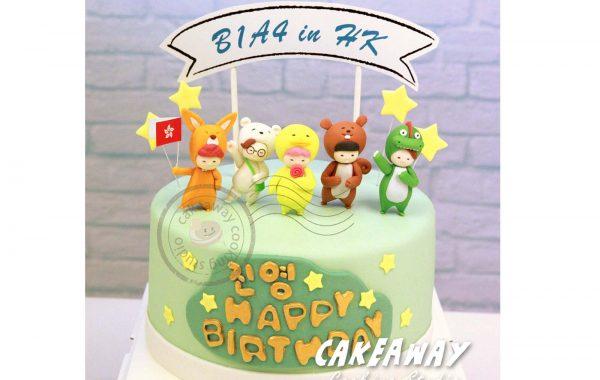 歌唱組合《B1A4》