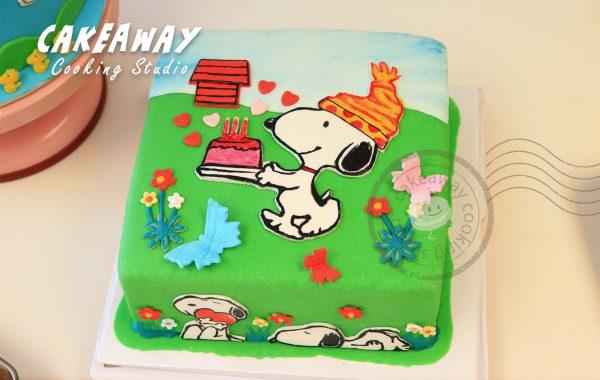 Snoopy(方形)
