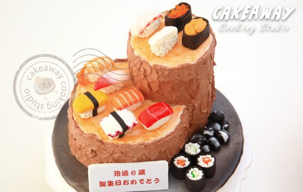 壽司(雙層)