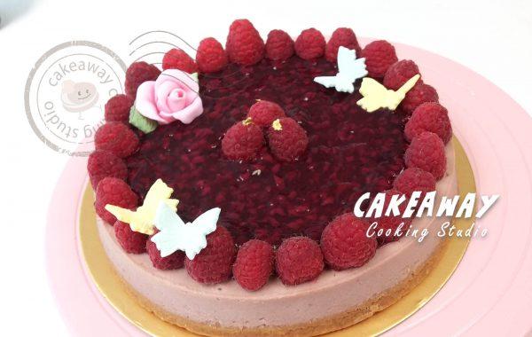 紅莓芝士蛋糕