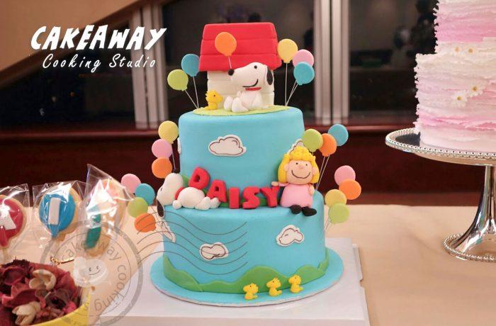 Snoopy一家親