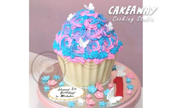 巨型Cupcake(蛋糕)