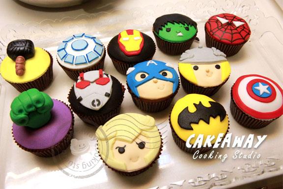 SuperHero 超級英雄