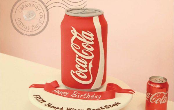 可樂罐蛋糕