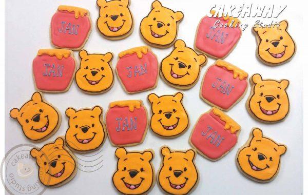 Pooh與蜜糖