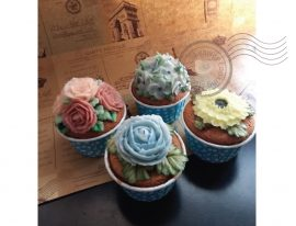 Korean Cupcake 4pcs-01