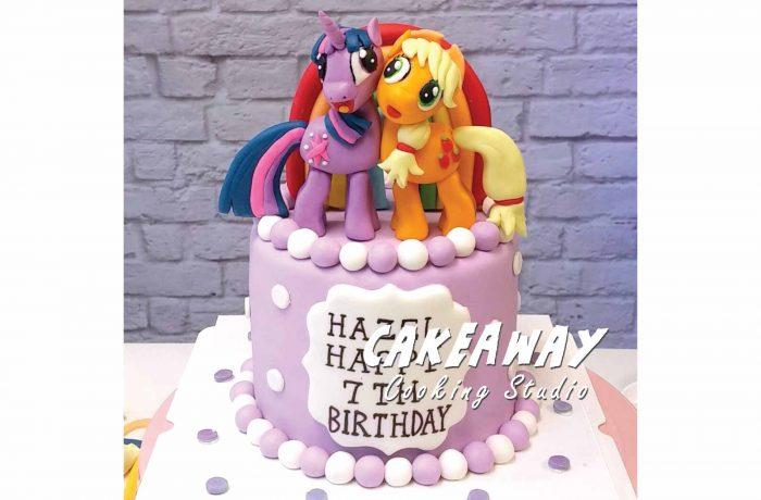 Pony (糖皮蛋糕)