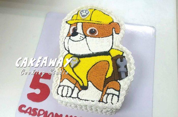 Rubble 狗 (Paw Patrol)