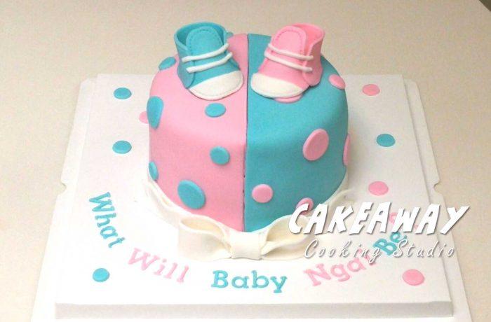 性別揭曉蛋糕