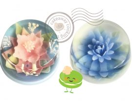 Jelly Flower A-01