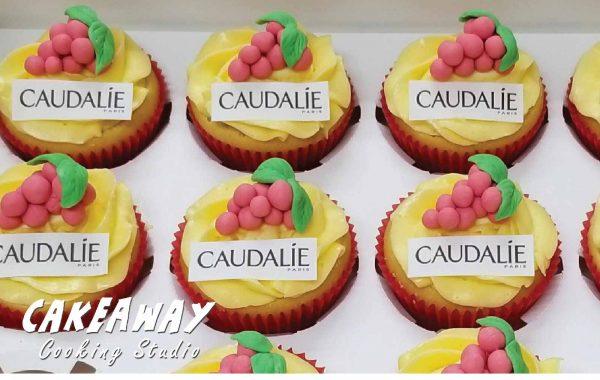 水果Cupcake