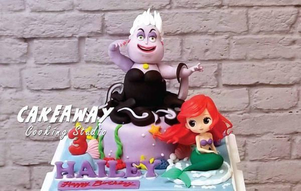 烏蘇拉(Ursula)與美人魚