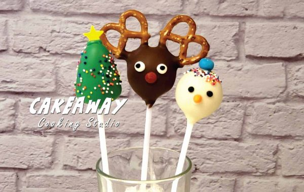 聖誕主題CakePop