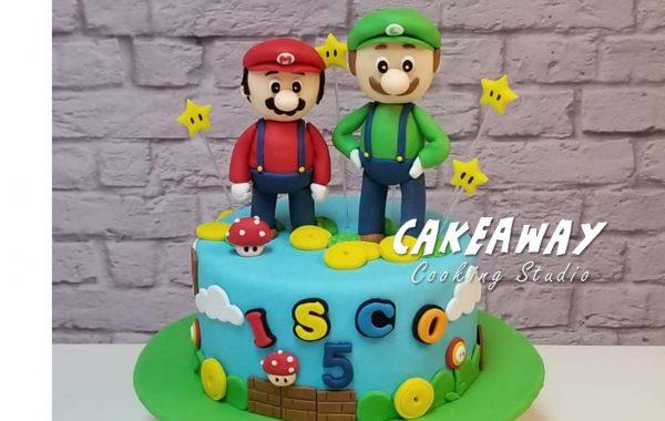 馬利奧 Mario 孖寶兄弟