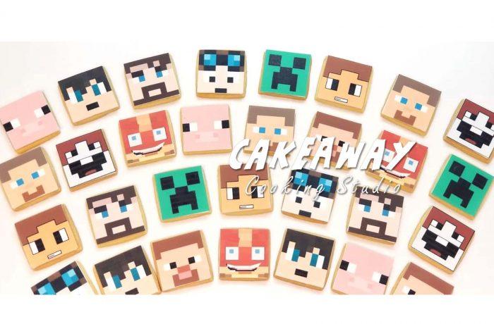 Minecraft (食用打印)