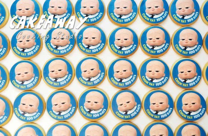 BOSS BABY (食用打印)