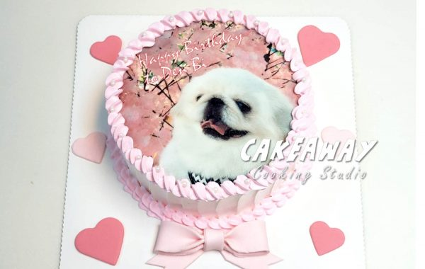 萌寵相片蛋糕