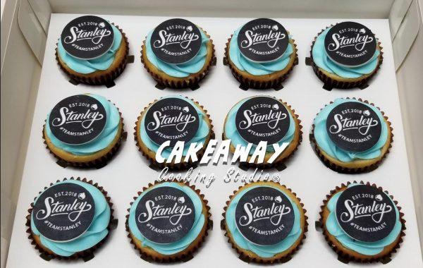 人名牌(自訂設計)Cupcake