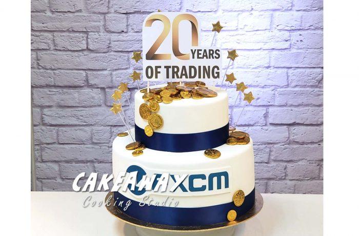 機構週年紀念蛋糕