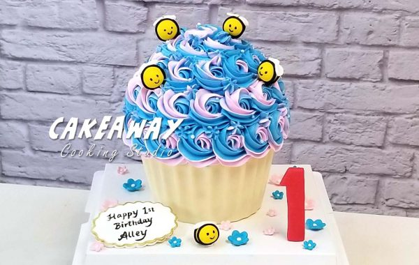 巨型Cupcake