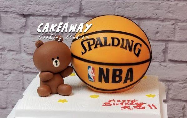 Brown與籃球