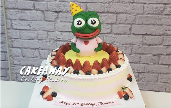 PePe立體公仔蛋糕
