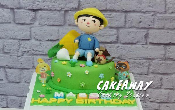 動物之森(動森)蛋糕 (自選造型)