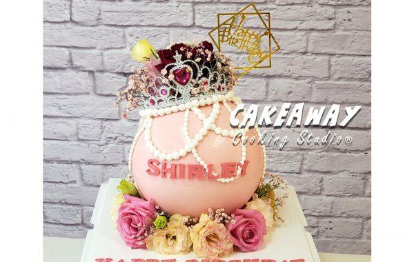 鮮花扑扑蛋糕 Bombshell Cake