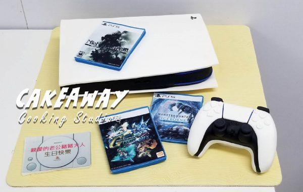 PS5 蛋糕