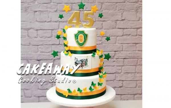 團體週年紀念蛋糕