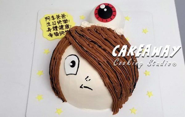 鬼太郎蛋糕