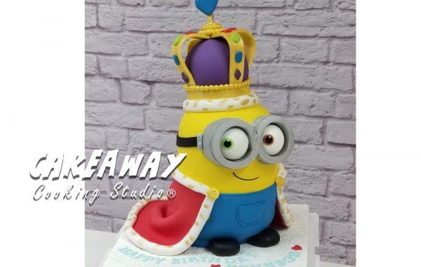 Minion 蛋糕