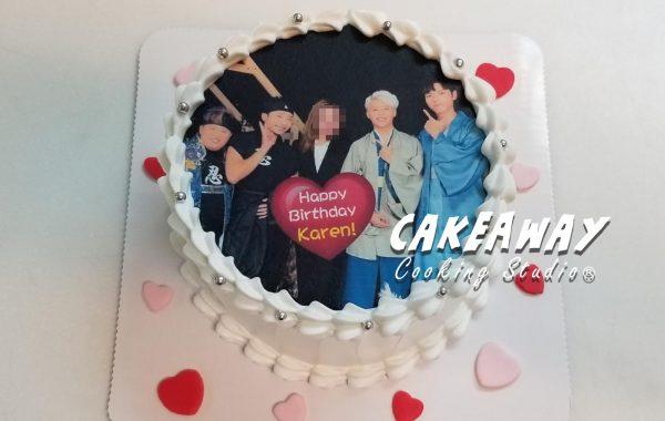 ERROR 蛋糕 (食用打印)